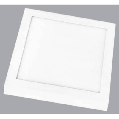 PLAFON Bella Ilumy SOBREPOR Quadrado DL100CW 30x30 Branco SMART  6000K LED 24W