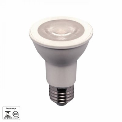 LAMPADA Bella Ilumy LED PAR20 8W E27 525LM 3000K BIVOLT LP201C