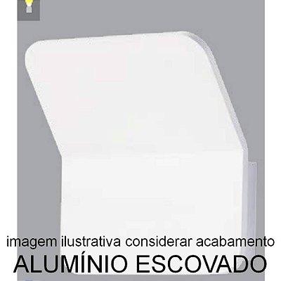 ARANDELA Bella Ilumy LZ005A FINE Aluminio Escovado  LED 6W