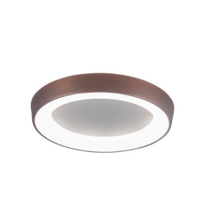 PLAFON Newline NLN 582LED4 APOLLO Redondo Clean 33,6W 4000K Luz Fria 127/220V DIAM. 600X85MM