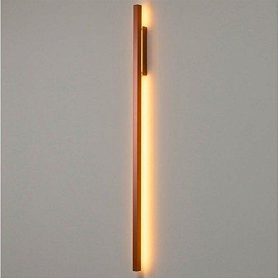 ARANDELA Newline NLN 657LED4 FIT LED Perfil Moderna 32W 4000K Luz Fria 127/220V 25X61X1140MM
