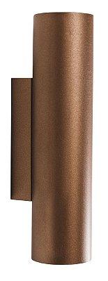 ARANDELA FINI 5806/1 Usina Iluminação Tubular Moderna Aluminio x  Ø5,7x15cmx8cm x 1xMR16