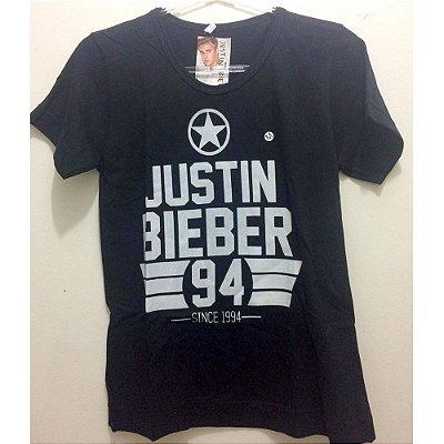 Baby Look M Preta - Justin 94