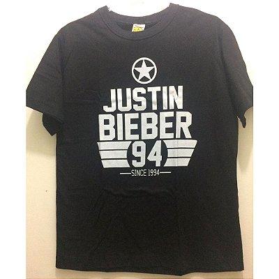 Camiseta P Preta - Justin 94
