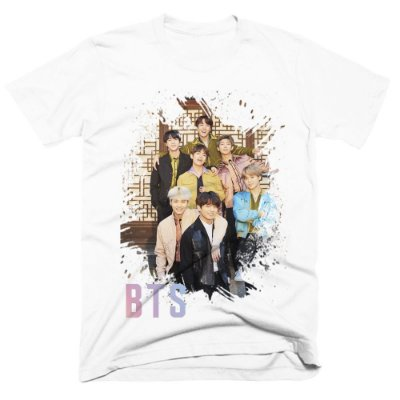 Camiseta BTS - Billboard Magazine 2017