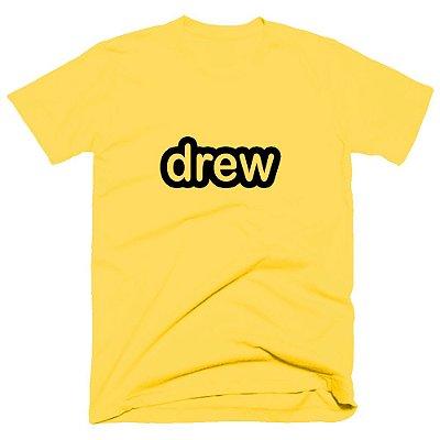 Camiseta Justin Drew Bieber