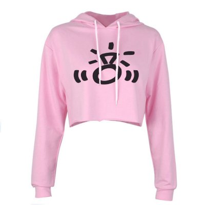 Moletom Cropped  Ariana Grande - 7 Rings-