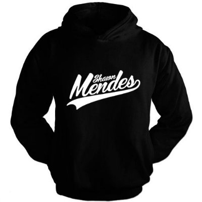 Moletom Shawn Mendes - logo