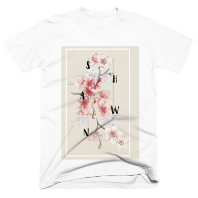 Camiseta Shawn Mendes 2019 - 1
