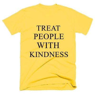 Camiseta Harry Styles – Treat People