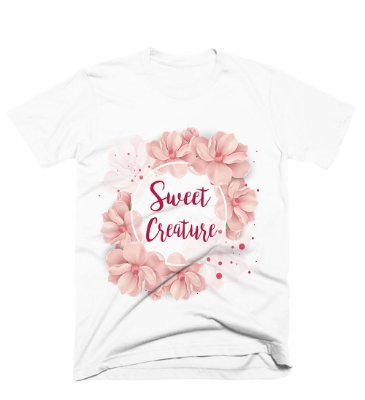 Camiseta Harry Styles – SWEET CREATURE