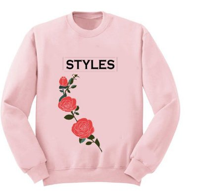 Moletom Rosa Harry Styles 2