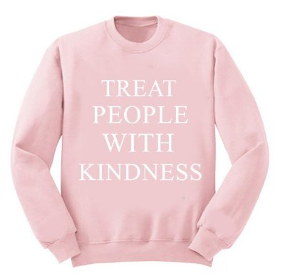 Moletom Rosa – Harry Styles – Treat People