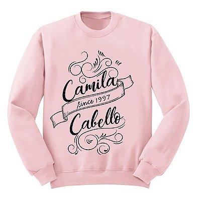 Moletom Rosa Camila Cabello 3