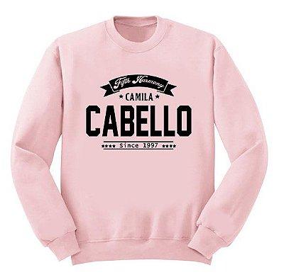 Moletom Rosa 5H – Since Cabello