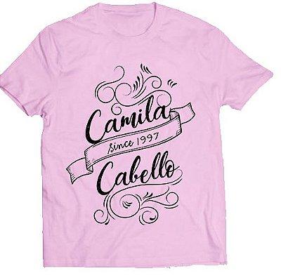 Camiseta Camila Cabello 3