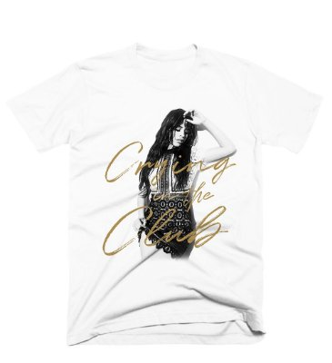 Camiseta Camila – Crying in the Club