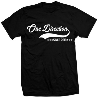 Camiseta One Direction – Since 2010