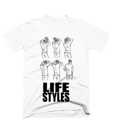 Camiseta One Direction – Life Styles