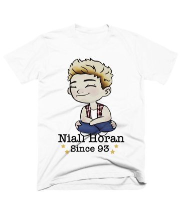 Camiseta One Direction – Niall Horan
