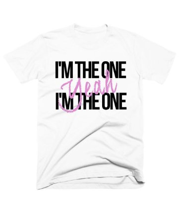 Camiseta Justin – Im the one 2