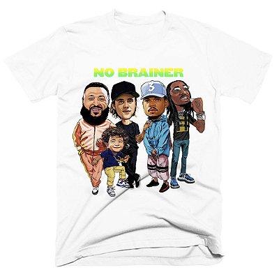 Camiseta Justin Bieber – No Brainer 1