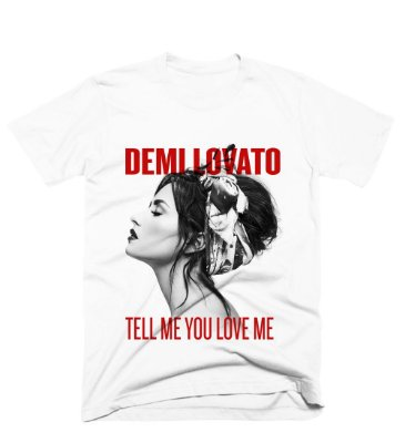 Camiseta Demi Lovato TMYLM World Tour – 12