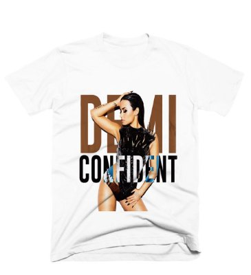 Camiseta Demi Confident