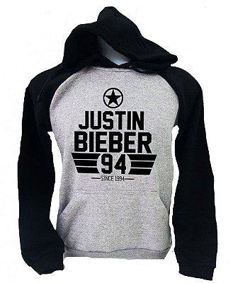 Moletom Raglan Justin Bieber – Since 1994