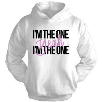 Moletom Justin – Im the one 2