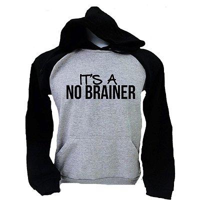 Moletom Raglan Justin Bieber – No Brainer 1