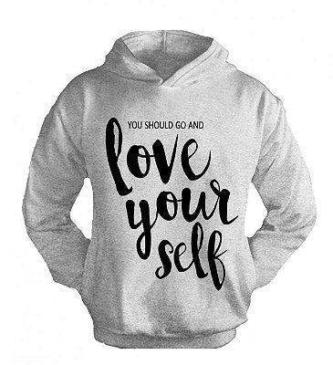 Moletom Justin Bieber – Love Yourself