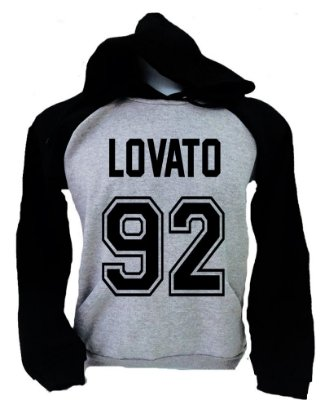 Moletom Raglan Demi – Lovato 92