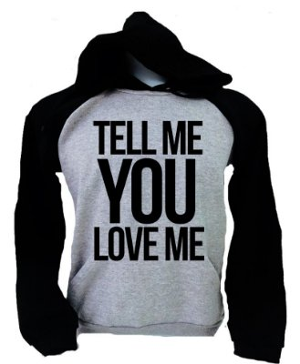 Moletom Raglan Demi – Tell Me 1