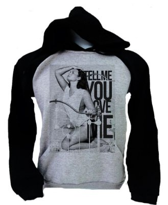 Moletom Raglan Demi – Tell Me Foto