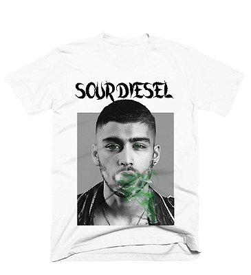 Camiseta Zayn Malik – Sour Diesel