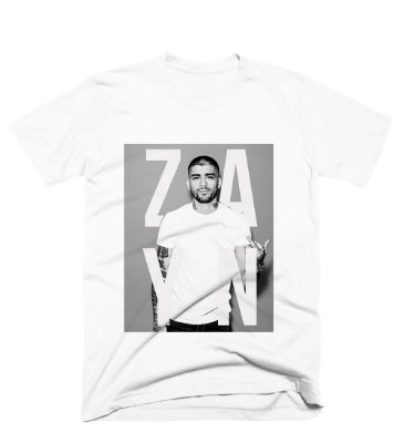 Camiseta Zayn Malik 3
