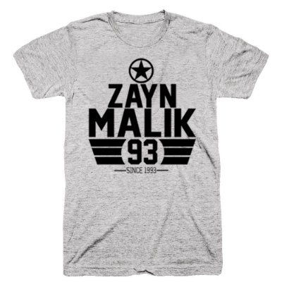 Camiseta Zayn Malik – Since 93
