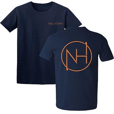 Camiseta Niall Horan – Estampa Dourada