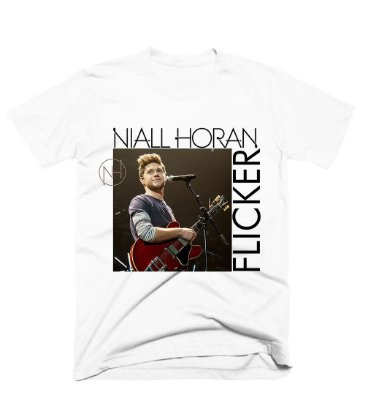 Camiseta Niall Horan Flicker Tour – 12