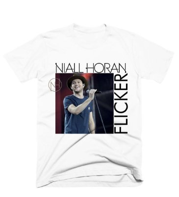 Camiseta Niall Horan Flicker Tour – 14