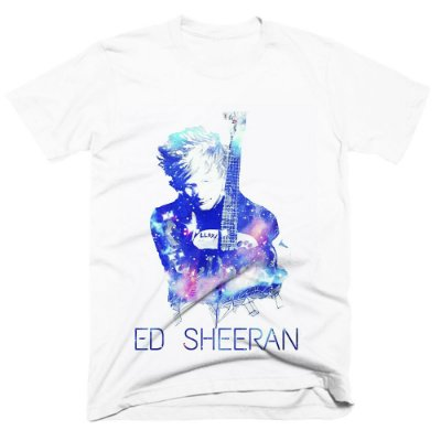 Camiseta Ed Sheeran 1