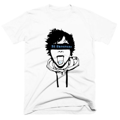 Camiseta Ed Sheeran 5