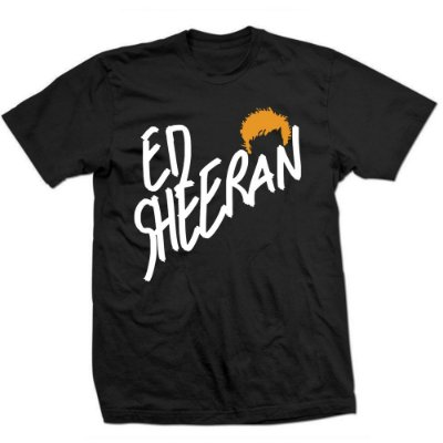 Camiseta Ed Sheeran 6