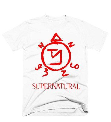 Camiseta SuperNatural – Anjos