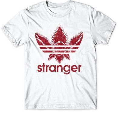 Camiseta Stranger Things – Adidas