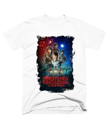 Camiseta Stranger Things 3