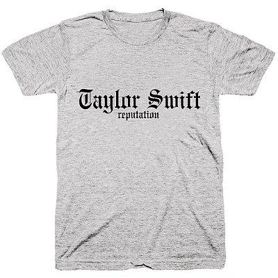 Camiseta Taylor Swift – Reputation – Logo