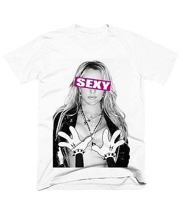 Camiseta Britney – Sexy