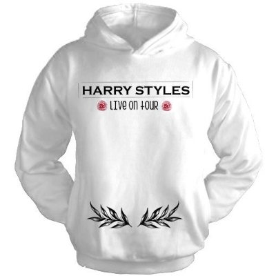 Moletom Harry S Branco 2